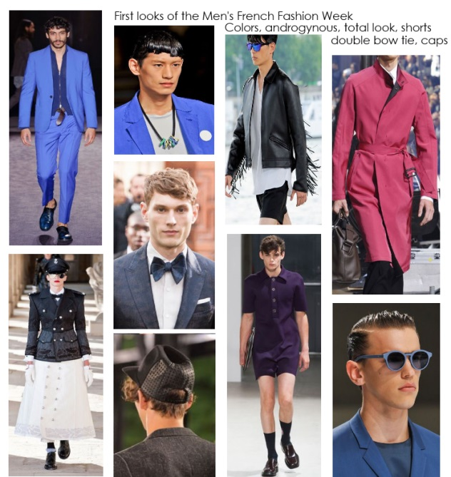 Fashion week first review