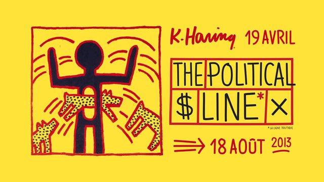 Keith-haring-exhibition-artist-design