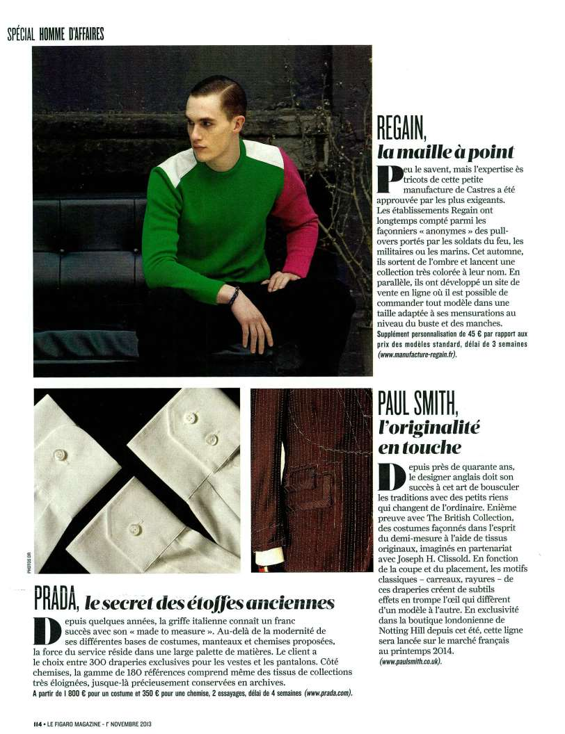 Le Figaro Magazine FRA 2013-11-2 pag 114