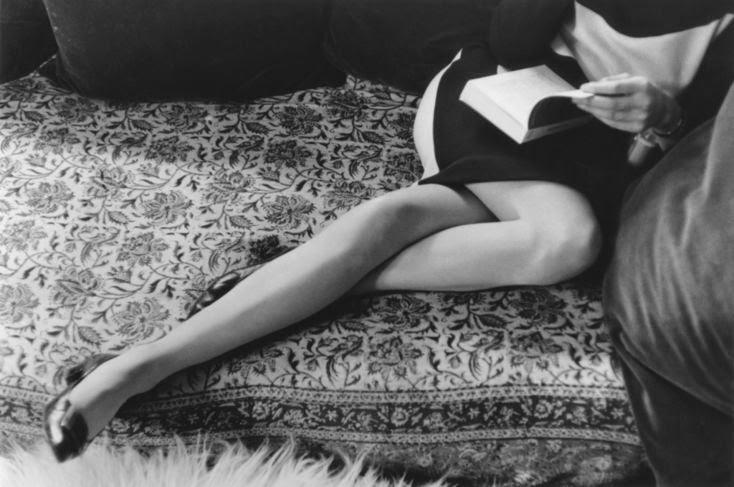 Henri Cartier Bresson Martine Franck, Paris, France, 1967