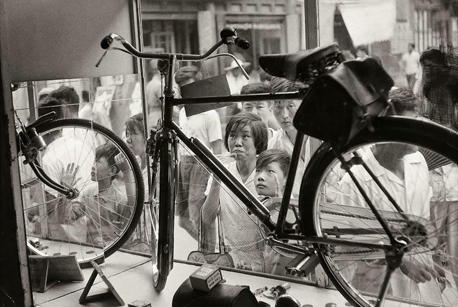 Henri Cartier Bresson Pékin, Chine, 1958