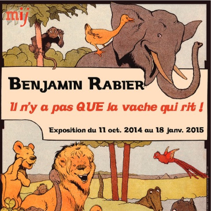 affiche-exposition-benjamin-rabier-pic-de-nore