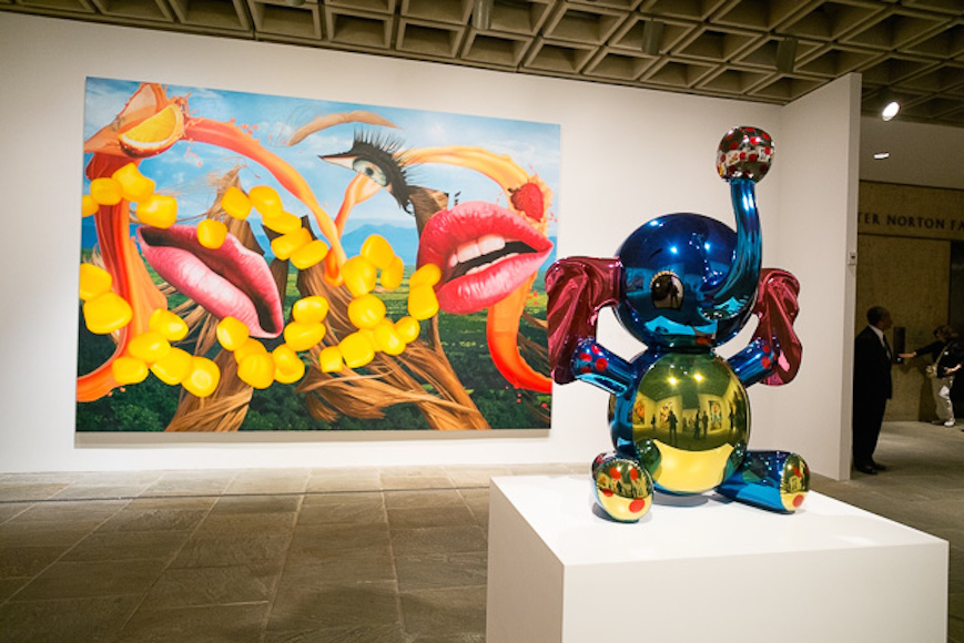 jeff-koons-exposition-pic-de-nore-made-in-france-pull-1 - Copie