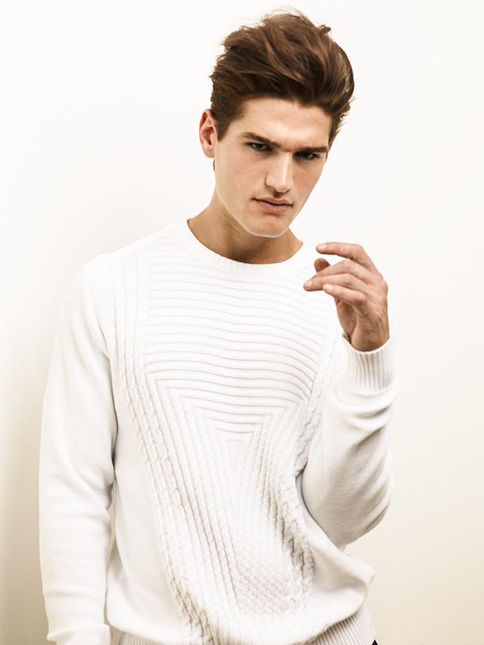 pull-blanc-été-coton-torsades